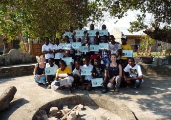 Nieuwsbrief Stichting Red de kinderen van Mozambique, juni 2017