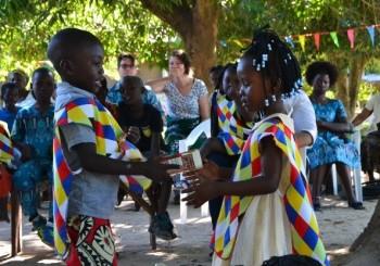 Nieuwsbrief Red de kinderen van Mozambique, oktober 2019